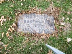 Rosena Mary <i>Kurtz</i> Alders