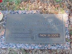 Norma Ruth Mimi <i>Irvine</i> Forsyth