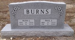 Ruth Loree <i>Brown</i> Burns