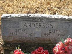 Gertie L. Anderson