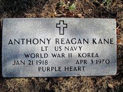 Anthony Reagan Tony Kane