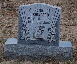 A Pearline Armstead
