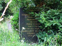 Stanley Stubbs