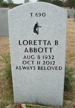 Loretta B Abbott