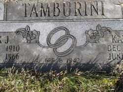 Katherine Elizabeth <i>Cray</i> Tamburini