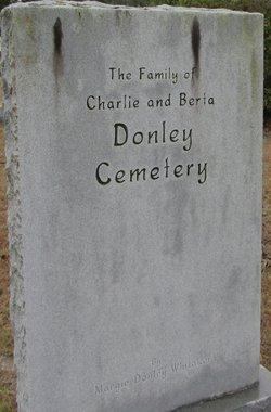 Donley Cemetery