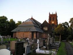 St Peter's Churchyard