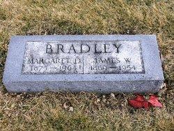 Margaret Deliah <i>Richardson</i> Bradley
