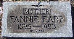 Fannie E. <i>Cummings</i> Earp