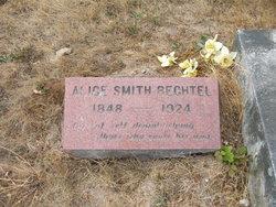 Alice <i>SMITH</i> Bechtel