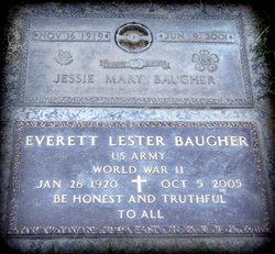Jessie Mary <i>Ridpath</i> Baugher