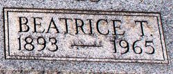Zella Beatrice Beatrice <i>Trowbridge</i> Crawford