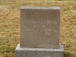 Elizabeth Dexter <i>Hicks</i> Campbell