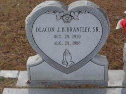 Deacon J. B. Brantley, Sr