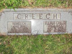 Elijah Green 'Uncle Buck' Creech