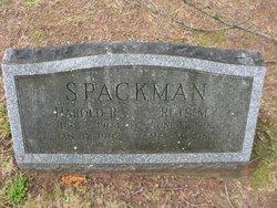 Harold R. Spackman