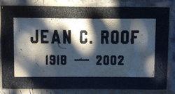 Jean C. Roof