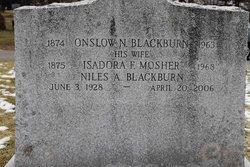 Onslow Niles Blackburn