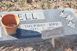 Thurman Bird Maxwell