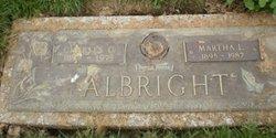 Charles C Albright