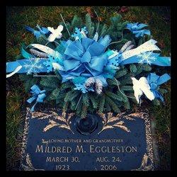 Mildred Marie Millie <i>Johnson</i> Eggleston