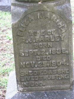 Eliza Martha Farley