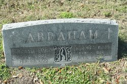 Joseph James Abraham