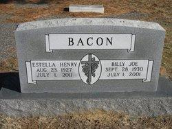 Billy Joe Bacon