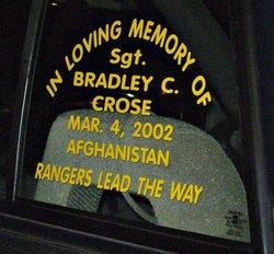 Sgt Bradley S. Crose