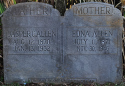 Edna Edmona <i>Harris</i> Allen