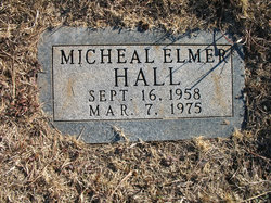 Michael Elmer Mike Hall