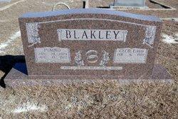 Cecil Eugene Blakley