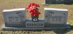 Margaret Amalia <i>Bernal</i> Herrington