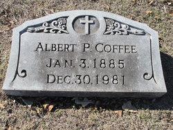 Albert P Coffee
