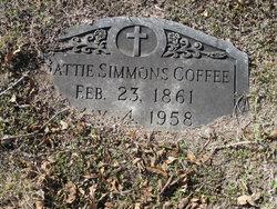 Mattie H. <i>Simmons</i> Coffee