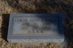 Judd O Baker