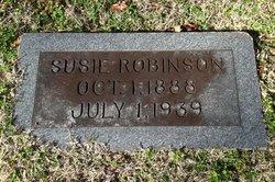 Susie <i>Conley</i> Robinson