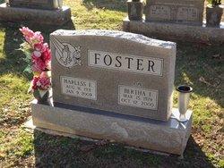 Harless Edward Foster
