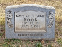 James Alton (Sugie) Rook