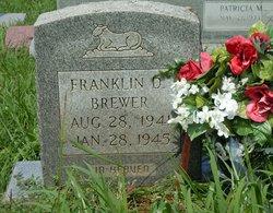 Franklin D. Brewer