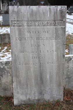 Elsie <i>Comfort</i> Bogardus