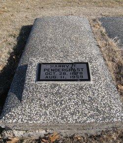 Harry T. Pendergrast