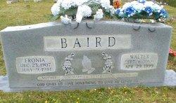 Walter Baird