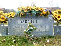 Maude Tennessee Barnhill