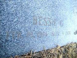 Bessie Grace <i>Zollinger</i> Godsey