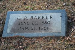 O R Barker