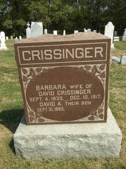 Barbara <i>Hart</i> Crissinger