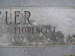 Florence Lilly Fowler