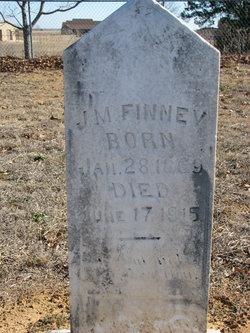 James M Finney