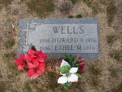 Ethel Maude <i>Collins</i> Wells